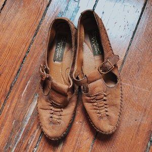 Vintage Sandal Loafers
